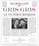Gris-Gris 2016, Château de Corneilla, magnum, Côtes du Roussillon