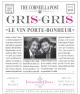 Côtes Du Roussillon Château De Corneilla Cuvée Gris-Gris (70% Grenache - 30% Syrah) 2016 300 cl