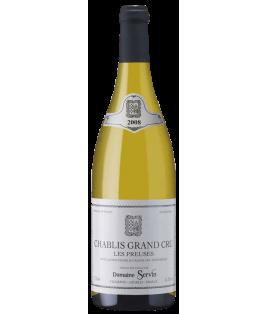 Chablis Grand Cru Les Preuses, 2012 - Domaine Servin