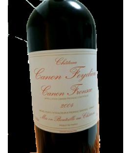 Canon Fronsac Château Canon-Feydieu 2015