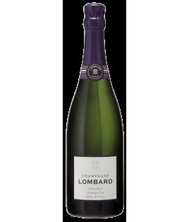 Extra-Brut Premier Cru Blanc de Noirs, Champagne Lombard