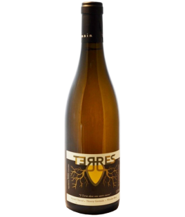 Terres Blanc (entièrement vinifiée et élevée en amphore) 2014, domaine des Roches Neuves, Saumur blanc