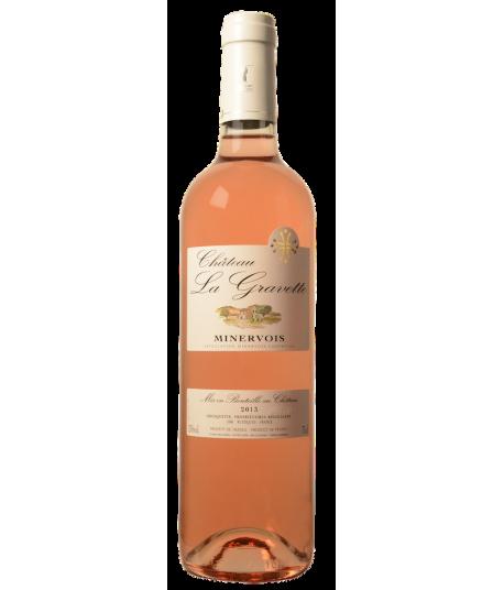 Château La Gravette IGP d'Oc, 2014, 50cl (1/2 bouteille)